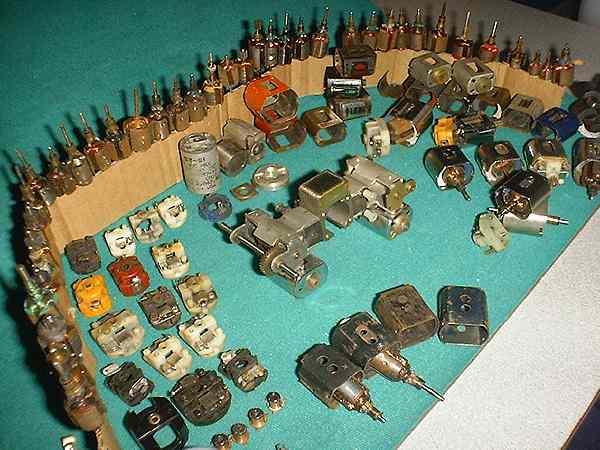 Junkyard motors