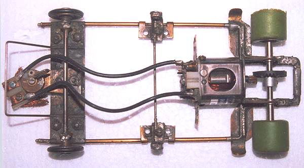 Reader\'s Gallery of Vintage Hand-made Brass Slot Car Chassis ...